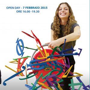 OPEN DAY 7 FEB